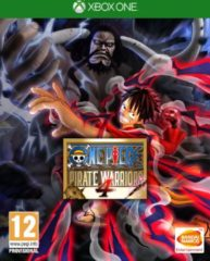 Bandai Namco One Piece: Pirate Warriors 4 (Xbox One)