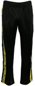 Afbeelding van Zwarte Broek Champion Straight Hem Pants Men's