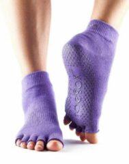 Toe Sox ToeSox Sokken Zonder Tenen - Paars