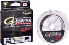 Gamakatsu G-Power Premium Braid | Mosgroen | 0.21mm | 135m
