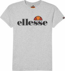 Ellesse T-shirt - Unisex - licht blauw,wit,rood