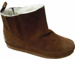Beige white fox bedding texel footwear man naturel