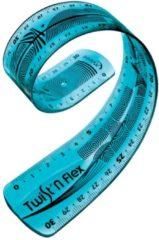 Maped Office 1 X Maped Twist'n Flex Flexibele Liniaal 30 cm Assorti