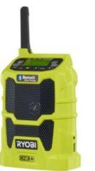 Ryobi R18R-0 Akku-Bluetooth-Baustellenradio ONE+