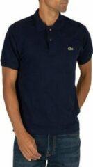 Zwarte Lacoste Polo Heren Poloshirt Maat M