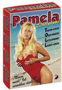 Huidskleurige You2Toys - Opblaasbare Liefdespop Pamela Strandwacht Lustig - Geprint Gezicht - Huidkleurig