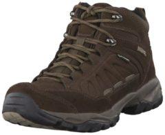 Schuhe Nebraska Mid GTX 3424 Meindl Mahagoni