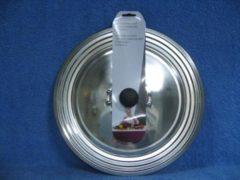 Zilveren Haute Cuisine Spatdeksel - Ø 30/32/34cm