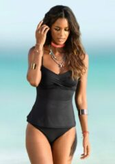 Zwarte S.Oliver RED LABEL Beachwear beugeltankini »Spain«