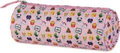 Etui Emo Fun pink - 8x23x8 cm Stationery Team Emofun