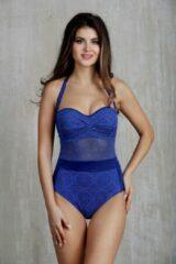 MILENKA blauw badpak 75E