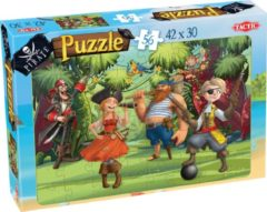 Tactic legpuzzel Pirate Jungle Jam 56 stukjes