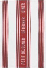 Theedoeken Rood - Katoen - Set van 2 - 70x47cm - KitchenCraft