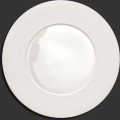 Witte DIBBERN - Cross-White Fine Dining - Onderbord 32cm mat