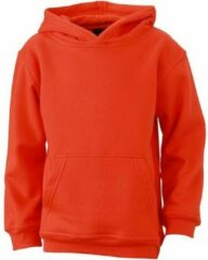 James & Nicholson James and Nicholson Kinderen/Kinderkapjes Sweatshirt (Grenadine)