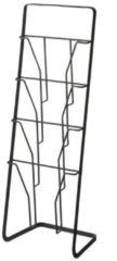 Zwarte Yamazaki Tower Tijdschriftenstandaard - Zwart