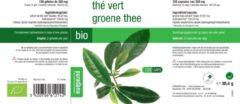 Purasana Bio groene thee 325 mg 120 Vegacaps