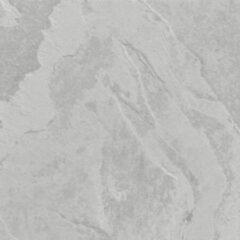Cerpa Ceramica Cerpa Cerámica Vloer- en wandtegel Ardesia Marengo 75x75 cm Gerectificeerd Natuursteen look Mat grijs SW07310665-1
