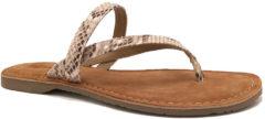 Witte Lazamani Slippers