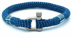 MR. JACOB Owen blauwe touw armband