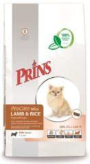 Prins Procare Adult Mini - Hondenvoer - Lam Rijst 3 kg - Hondenvoer