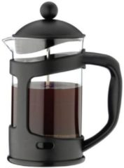 Zwarte Cafetiere Everyday - Glas 6 Cup - 0,8L - Cafè Ole