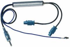 Zilveren Caliber ANT631D - Antenne - Antenne adapter - 2x fakra naar din
