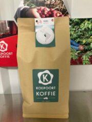 Koepoort Koffie Peru vers gebrande koffiebonen 1kg