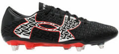 Zwarte Voetbalschoenen Under Armour ClutchFit Force 2.0 HYB