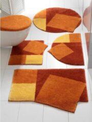 Oranje Badkamerset Quadro