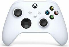 Microsoft Xbox Draadloze Controller - Robot Wit- Series X & S - Xbox One
