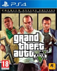 Rockstar Games Grand Theft Auto V: Premium Edition (PS4) video-game PlayStation 4 Platina Nederlands