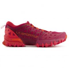 La Sportiva - Women's Bushido II - Trailrunningschoenen maat 37, rood/roze