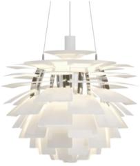 Louis Poulsen PH Artichoke Hanglamp 600 - Wit