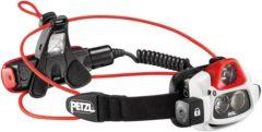 Petzl NAO+ LED Hoofdlamp werkt op een accu 750 lm 12 h E36AHR 2B
