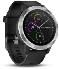 Garmin vivoactive 3 GPS-Smartwatch Größe one size schwarz/edelstahl