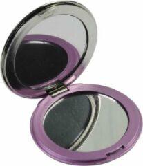 Bellatio Zakspiegeltje roze - make-up spiegel