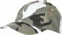 MFH US Army cap legerpet met klep urban in grootte verstelbaar