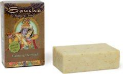 Saucha zeep, Calming Oatmeal, Prabhuji's Gifts, 100% natuurlijk, vegan