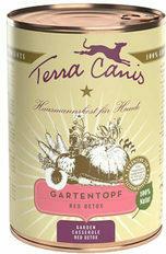 Terra Canis Groente & Fruit Menu Rode Detox - 6 x 400 g