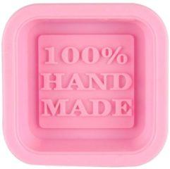 Roze Merkloos / Sans marque EIZOOKSHOP 2 stuks Silicone vorm voor zeep en of chocolade | vormpjes