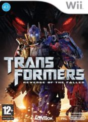 Activision Transformers: Revenge of the Fallen /Wii