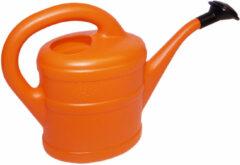 Geli kunststof gieter 1 liter oranje