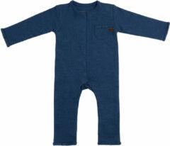 Donkerblauwe Baby's Only Melange Boxpakje Jeans Mt. 68