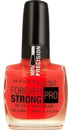 Afbeelding van Maybelline New York Forever Strong Pro - 490 Hot Salsa (10ml)