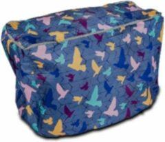DripDropBag regenhoes Bird voor schoudertas 45 x 35 x 20 cm multicolor