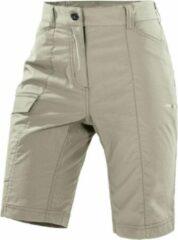 Beige Ferrino Kruger shorts Dames Outdoorbroek Maat 4XL