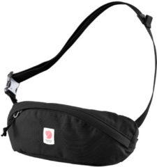 Zwarte Fjällräven Fjallraven Ulvö Hip Pack Medium - Tas - Unisex - Black