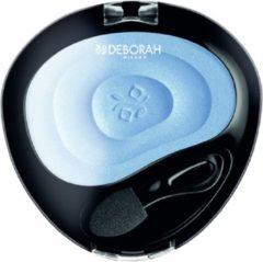 Blauwe Deborah Milano 24Ore Velvet ES - 17 Baby Blue - Oogschaduw