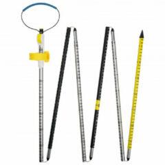 Pieps - Probe Alu Sport - Lawinesonde maat 260 cm, zwart/geel